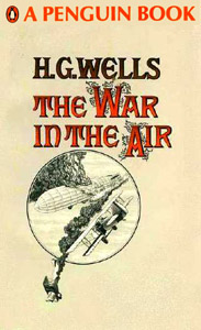 H G WELLS The War in the Air, 1967