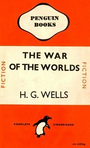 H G WELLS The War of the Worlds, 1946