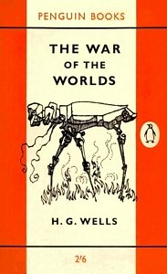 H G WELLS The War of the Worlds, 1962