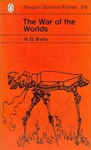 H G WELLS The War of the Worlds, 1963