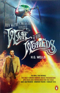 H G WELLS The War of the Worlds, 2016