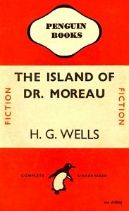 H G WELLS The Island of Doctor Moreau, 1946