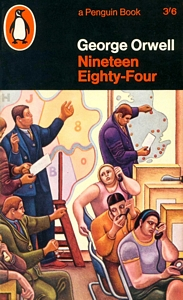 GEORGE ORWELL Nineteen Eighty-Four, 1966
