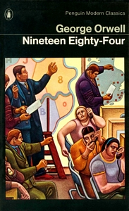 GEORGE ORWELL Nineteen Eighty-Four, 1969