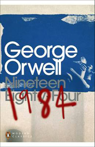 GEORGE ORWELL Nineteen Eighty-Four, 2013