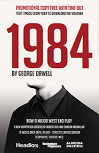 GEORGE ORWELL Nineteen Eighty-Four, 2014
