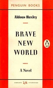 an analysis of the happiness in brave new world a novel by aldous huxley In aldous huxley's novel, brave new world  you've got to choose between happiness and what welcome to the d block blog brave new world analysis here.