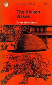JOHN WYNDHAM The Kraken Wakes, 1963