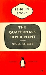 NIGEL KNEALE The Quatermass Experiment, 1959