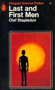 OLAF STAPLEDON Last and First Men, 1966