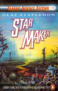 OLAF STAPLEDON Star Maker, 1988