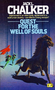 JACK L CHALKER Quest for the Well of Souls, 1982