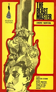 ANDRÉ NORTON The Beast Master, 1968