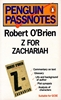 SUSAN QUILLIAM Robert O'Brien's Z for Zachariah, 1987